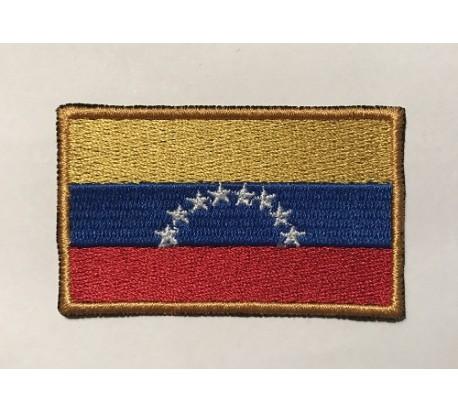 Parche bandera venezuela