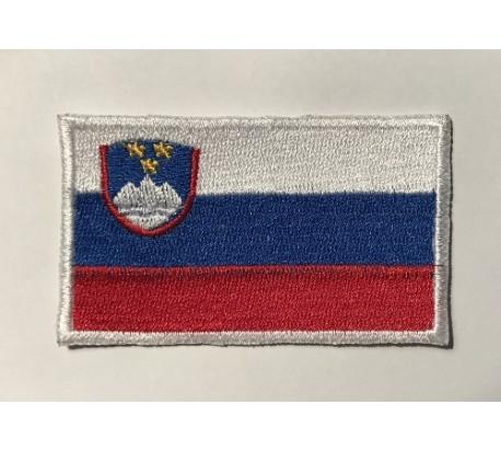 Parche bandera eslovenia
