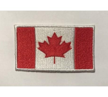 Parche bandera canada