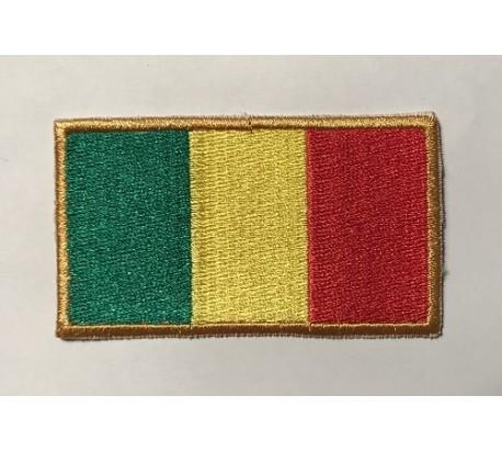 Parche bandera mali