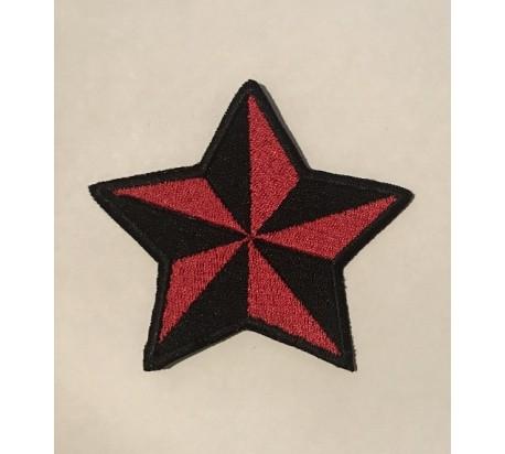 Parche estrella marinera