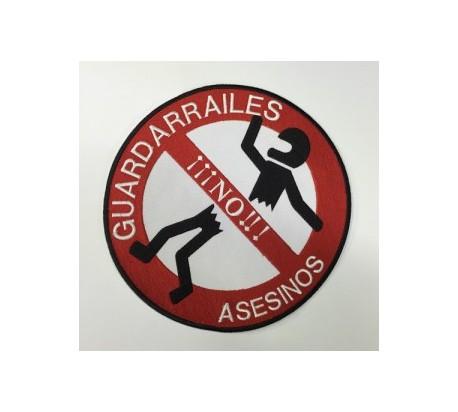 Parche guardarrailes asesinos
