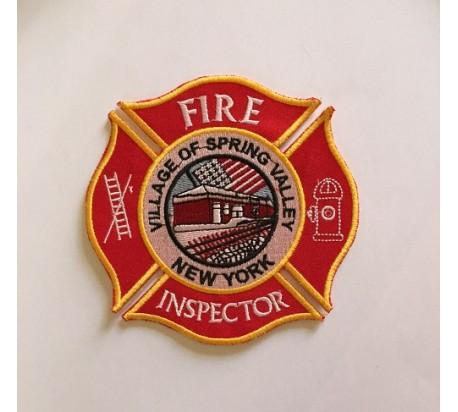Parche fire inspector new york