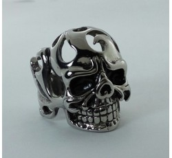 ANILLO DE ACERO AGUILA RIDE TO LIVE