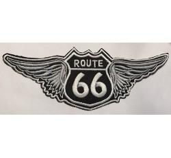 Parche route 66 alas