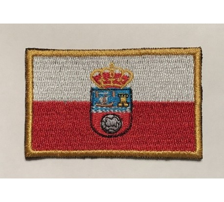 Parche bandera comunidad de cantabria