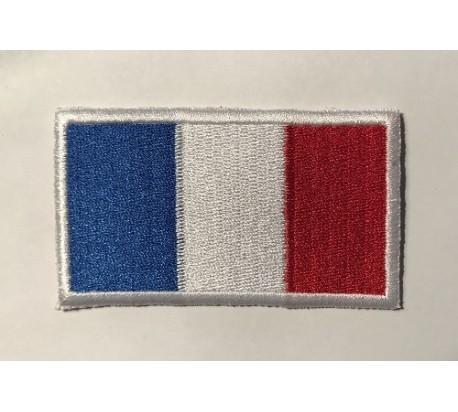 Parche bandera francia