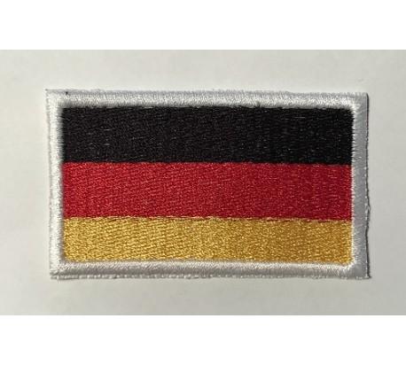 Parche bandera alemania