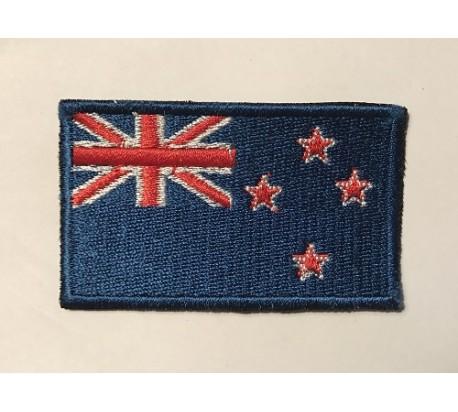 Parche bandera nueva zelanda