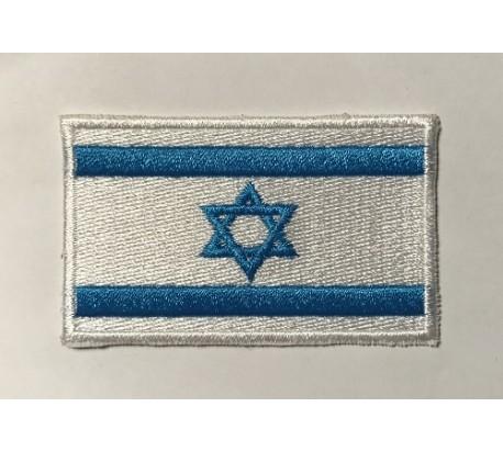 Parche bandera israel