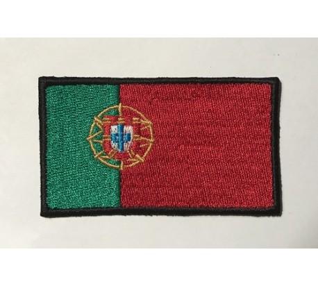 Parche bandera portugal